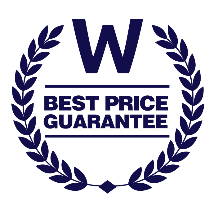 Stop wasting your time, Wordans guarantees you the best prices possible all year long